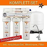 Sanitas Umkehrosmose Wasserfilter