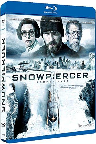 Snowpiercer (Blu-Ray Import - European Region B)