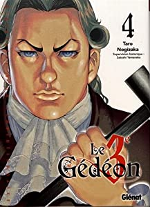 Le Troisieme Gedeon Edition simple Tome 4