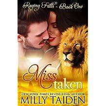 Miss Taken: BBW Paranormal Shape Shifter Romance (Raging Falls Book 1) (English Edition)