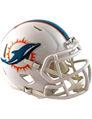 NFL Miami Dolphins oficial Mini réplica casco–13cm de alto
