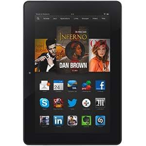 """Kindle Fire HDX 8,9"""" (22,6 cm), écran HDX, Wi-Fi, 16 Go - avec offres spéciales (Précédente Génération – 3ème)"""