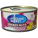 Oceans Secret Canned Chicken with Mayonnaise, 180g