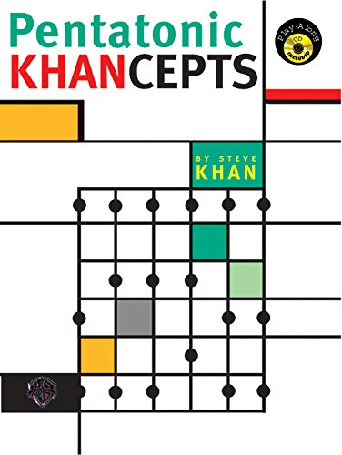 Pentatonic Khancepts: Book & CD