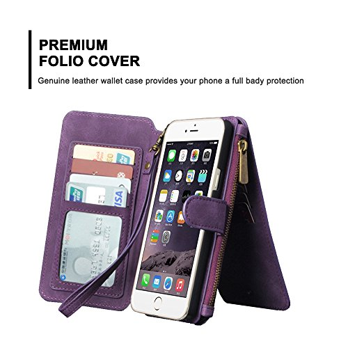 custodia iphone 6 zip