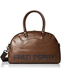 sac fred perry l2214 marron