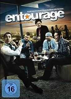 Entourage - Die komplette zweite Staffel [3 DVDs]
