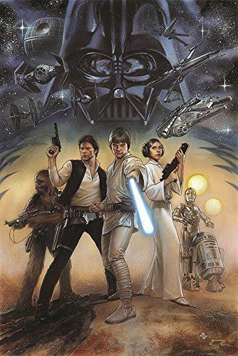 Star Wars: Episode IV: A New Hope (Lego Star Wars Cartoon)