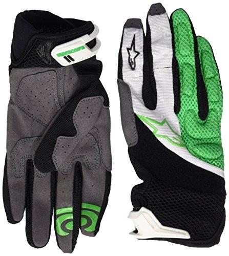 Alpinestars Herren Radsport Handschuhe Moab XS Hellgrün/Weiß