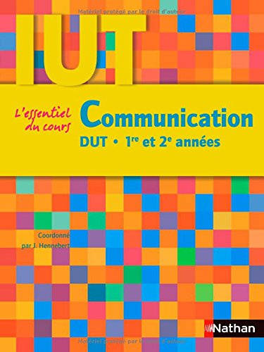 Communication : DUT 1re et 2e années