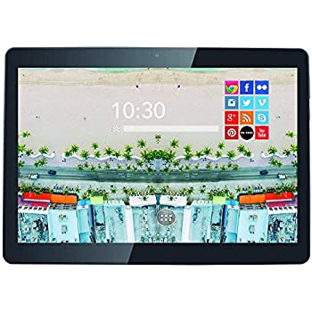 PRIXTON 1800Q+ Tablet 10 Pulgadas 16GB Quadcore 2GB RAM