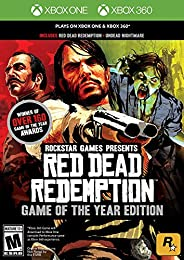 Red Dead Redemption (Xbox One / Xbox 360) [Game of the Year GOTY Edition]