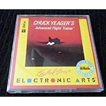 Chuck Yeager's Advanced Flight Trainer C64 Commodore 64 Retro 64er Spiel Flugsimulator E.A