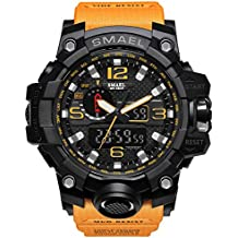 Lightinthebox Hombre Reloj Deportivo Militar Reloj Smart Moda Reloj de Pulsera Reloj Pulsera Digital LED