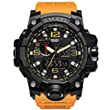 Lightinthebox Herrn Digital Armbanduhr Smartwatch Militäruhr Sportuhr Alarm Kalender Wasserdicht LED Großes Ziffernblatt Punk Nachts