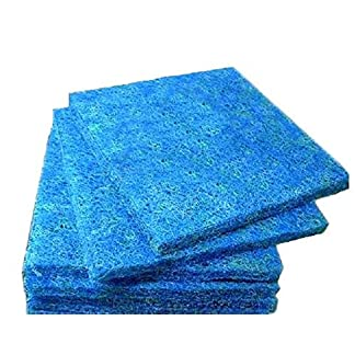 "heritage 3 sheets pack japanese matting filter set 18"" x 25"" jap mat sponge media set koi fish pond coarse medium fine foam Heritage 3 Sheets Pack Japanese Matting Filter Set 18″ x 25″ Jap Mat Sponge Media Set Koi Fish Pond Coarse Medium Fine Foam 51bhg3pe8RL"