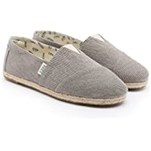 Paez Damen Slip on Original Raw Slippers Frauen