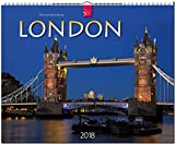 LONDON: Original Stürtz-Kalender 2018 - Großformat-Kalender 60 x 48 cm