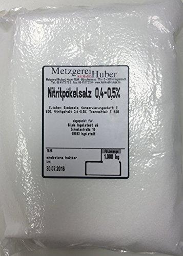 Pökelsalz 0,4-0,5% Nitrit 1kg