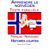 Apprendre le norvégien - Texte parallèle (Français - Norvégien) Histoires courtes