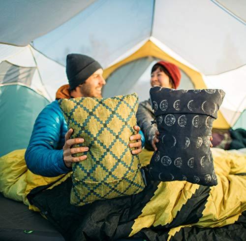 Therm-a-Rest Camping Kopfkissen Komprimierbar , Cardinal , S