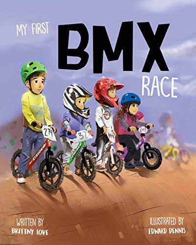 My First BMX Race