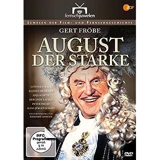 August der Starke - Das ZDF-Fernsehspiel plus Bonus-Features mit Gert Fröbe (Fernsehjuwelen)
