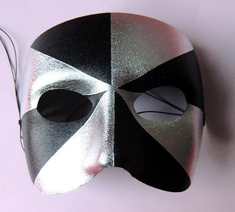 Extravagante venezianische Halbmaske, ()