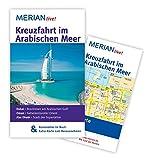 MERIAN live! Reiseführer Kreuzfahrt im Arabischen Meer: MERIAN live! - Mit Kartenatlas im Buch und Extra-Karte zum Herausnehmen