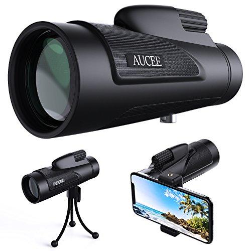12x50 Monocular Telescope for Ad...