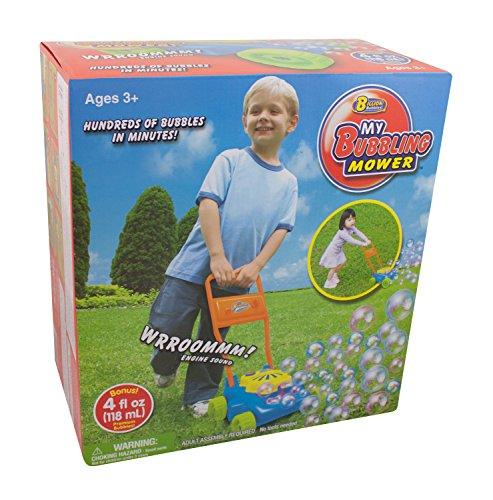 Preisvergleich Produktbild maro-toys 4690 - Seifenblasenrasenmäher, Seifenblasen