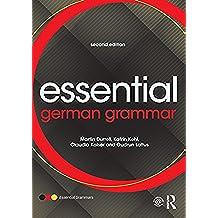 Essential German Grammar (Essential Language Grammars)