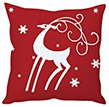 The Purple Tree Christmas Cushion cover ( 1 pieces)