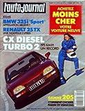Telecharger Livres AUTO JOURNAL L N 4 du 01 03 1987 ACHETEZ MOINS CHER VOTRE VOITURE NEUVE BMW 325I SPORT RENAULT 25TX CX DIESEL TURBO 2 GAMME 205 29 VERSION (PDF,EPUB,MOBI) gratuits en Francaise