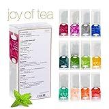 Ronnefeldt Joy of Tea Box, Tee Probierset/Tee Geschenk