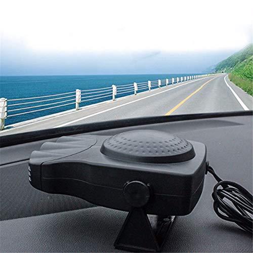 Wangjian& car heater cooler 2 in 1 ceramic car heater ventola di raffreddamento parabrezza demister sbrinatore 12v 150w, b
