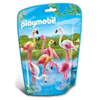Playmobil 6651 City Life Flock of Flamingos