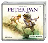 Peter Pan (NA) (4 CD): Leicht gekürzte Lesung mit Musik, ca. 292 Min.