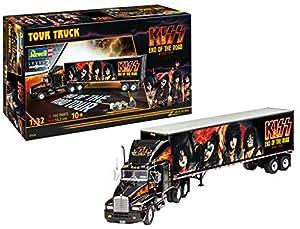 Revell-Gift Set Kiss Tour Truck Rock, Escala 1:32 Kit de Modelos de plástico, Multicolor, 1/32 07644 7644