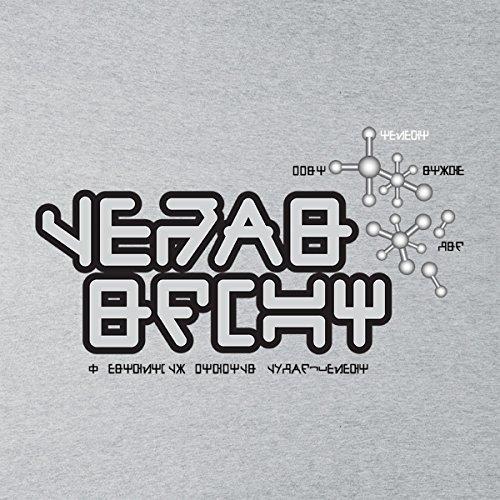Guardians Of The Galaxy Star Lord Klyn Logo Men's Vest Heather Grey