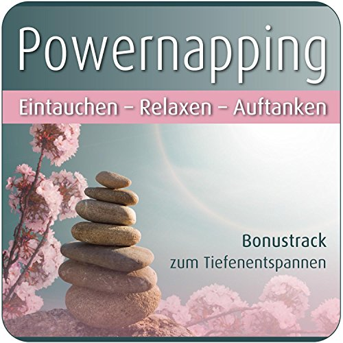 Powernapping 15 Minuten, mit Einschlafhilfe und Aufweckfunktion