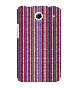 Ebby Premium Printed Mobile Back Case Cover With Full protection For Lenovo K880 (Designer Case)