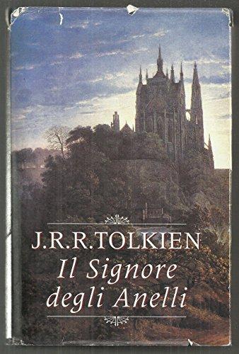 Il Signore Degli Anelli La Trilogia Di J. R. R. Tolkien Ed. Mondolibri 2003 - B01