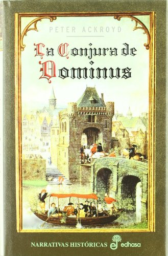 La Conjura De Dominus descarga pdf epub mobi fb2