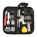 MultiWare 144Pcs Watch Repair Set Wrist Strap Adjust Pin Tool Back Remover Wrist