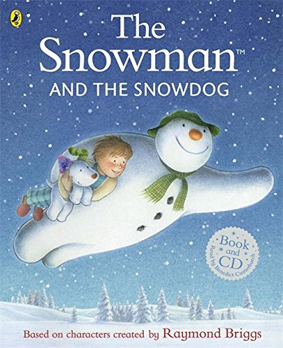 The Snowman And The Snowdog (+ CD)