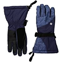 Columbia W Whirlibird G Guantes, Mujer, Gris (Nocturnal Camo), L