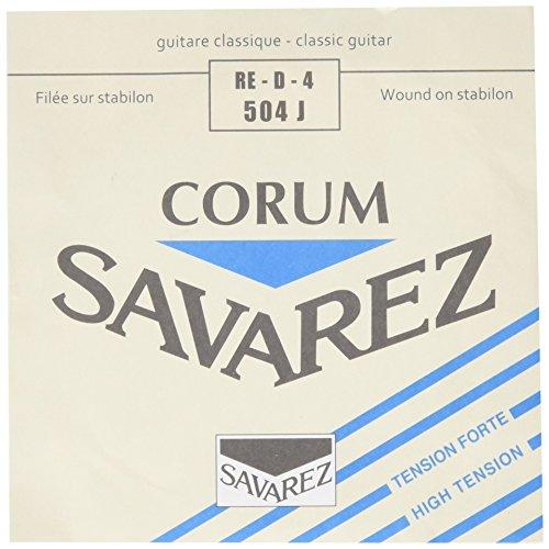 Savarez 656054 Saiten Für Klassik-Gitarre Corum Alliance 504 J D4