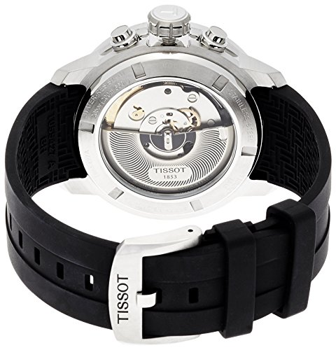 698b10ee679 Men s Watches - Tissot Men s T0554271705700 PRC 200 Automatic Watch ...