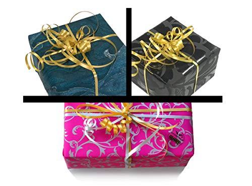 Geschenkset für FRAUEN 10x 8ml EdP Damendüfte Geschenkbox Parfüm-Schnupper-Box Taschenzerstäuber (10 verschiedene Düfte)